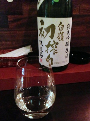 オススメの日本酒