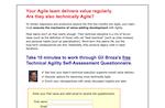 Agile2013_Technical Agility Self-Assessment