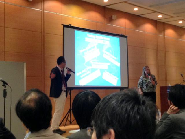 Agile Japan 2015 基調講演1