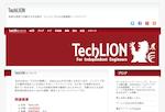 TechLION ウェブサイト