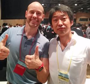 Agile Japan 2016公認レポーター、砂田