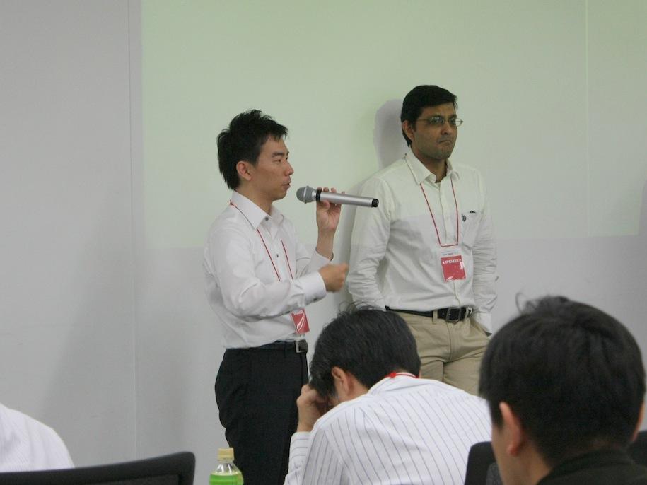 agilejapanカイゼンフェスタ_NTTデータ・新井さん