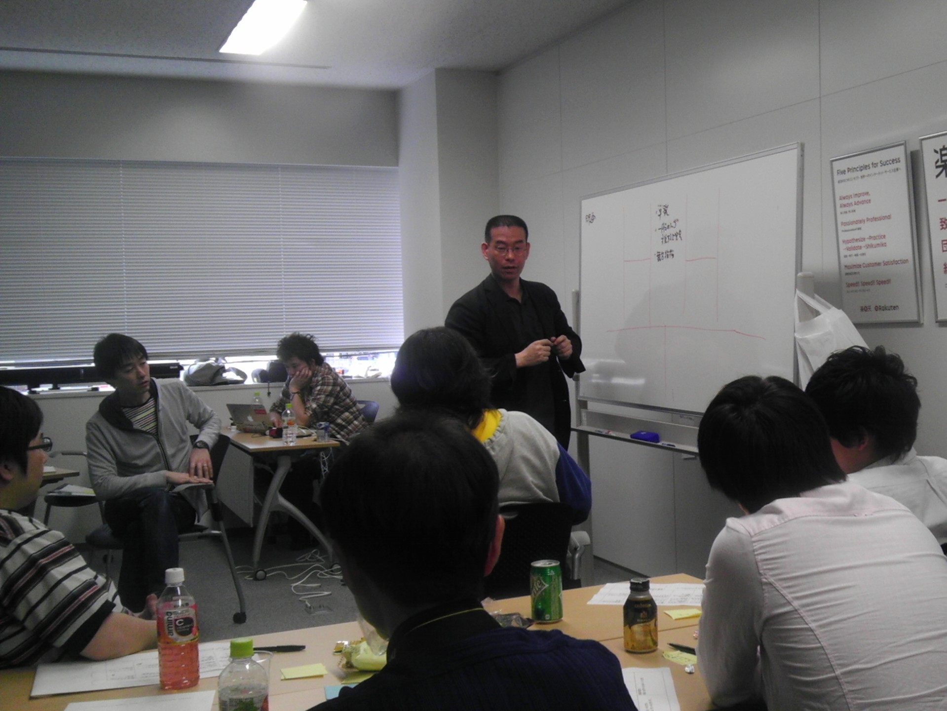 agilejapan仙台_樽本さんの質問力炸裂