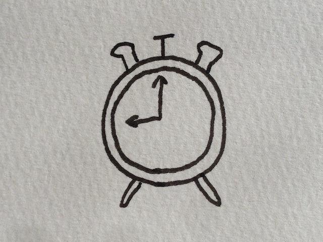 ara08_起きたい時間をセット