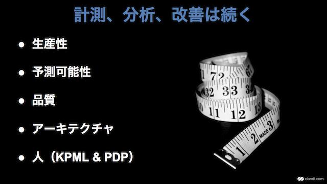 講演スライド(Agile Japan 2014 スポンサーセッションB-1)